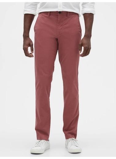 Gap Pantolon Kırmızı